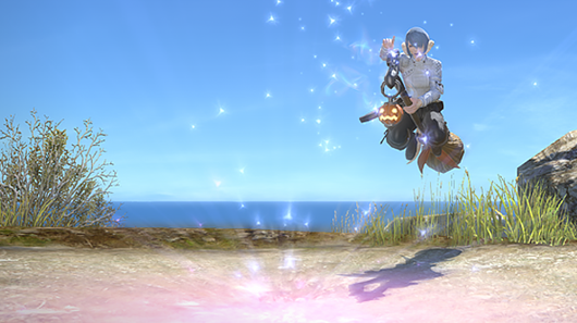 Players Can Now Use A Special Action When Riding The Witchs Broom Mount