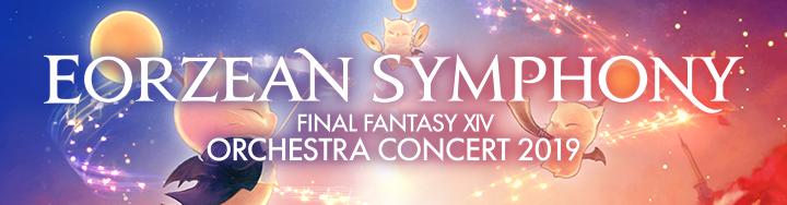 The FINAL FANTASY XIV Orchestra Concert 2019 -Eorzean Symphony