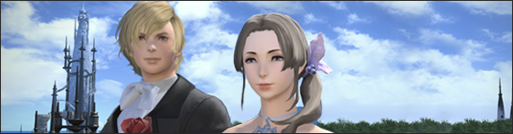 New Hairstyles FINAL FANTASY XIV The Lodestone - Hairstyle design contest ffxiv