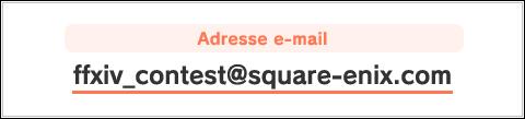 L'adresse mail pour envoyer votre meilleur moment 2015